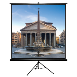 "Liberty Vega 84"" (4:3) Vesta Portable Tripod Screen"