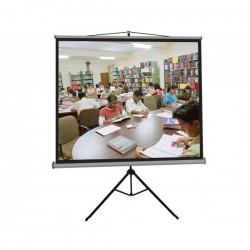 "Liberty Lite 100"" (5'x7') (4:3) Tripod Screen"