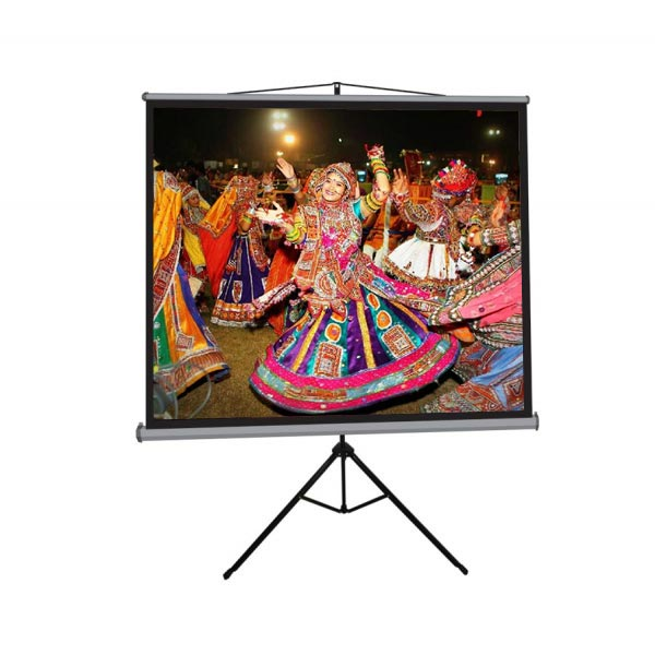 "Liberty Lite 84"" (6'x4') (4:3) Tripod Screen"