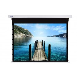 """Liberty Screen Pro 100"""" 16:9 Jampo Tab-Tensioned Motorized T8 Screen"""