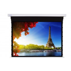 """Liberty Screen Pro 100"""" 16:10 Jampo Tab-Tensioned Motorized T8 Screen"""