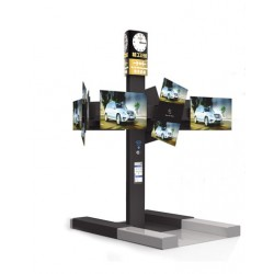 Liberty Junction Rotating LED Display - RL Series
