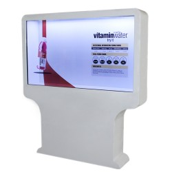Liberty Junction Transparent LCD Display - SC Series