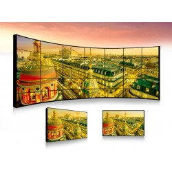 Liberty Junction Video Wall - UD Series