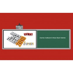 Liberty JCVISION Green Board & Whiteboard Solution - GW500