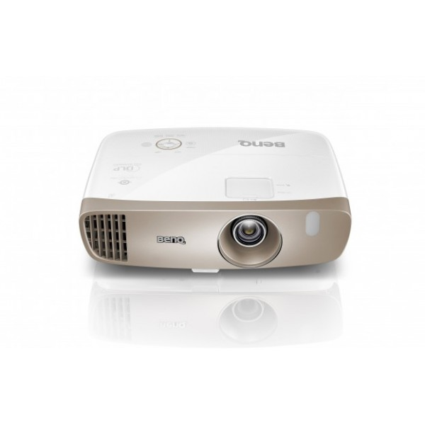 BenQ W2000 1080p Rec.709 Wireless Home Video Projector